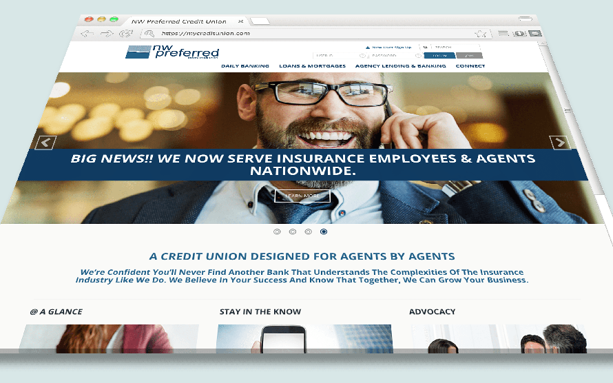NW Preferred Credit Union - nwpreferred-home.png